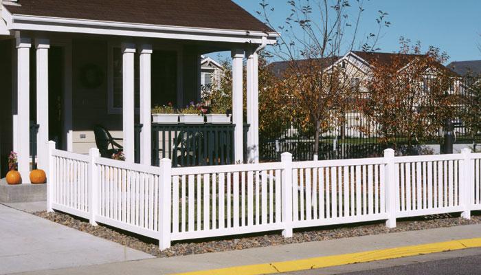 Landmark Vinyl Fences